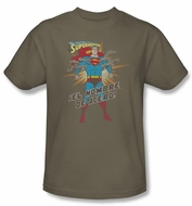 Superman Kids T-shirt El Hombre Del Acero Spanish Superhero Tee Youth