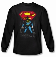 Superman Long Sleeve Shirt