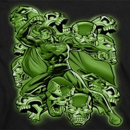 Superman Metallo Mayhem Shirts
