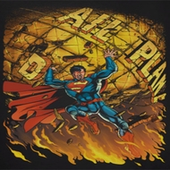Superman Planet Lift Shirts