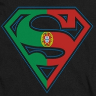 Superman Portugal Shield Shirts