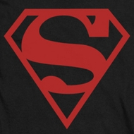 Superman Red Shield Shirts