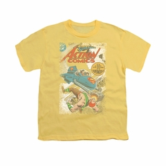 Superman Shirt Kids Supermobile Banana T-Shirt