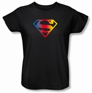 Superman Shirts - Ladies