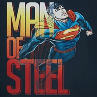 Superman Steel Flight Shirts