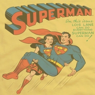 Superman Strong Lois Shirts