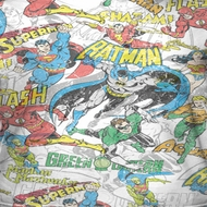 Superman Super Collage Sublimation Shirts