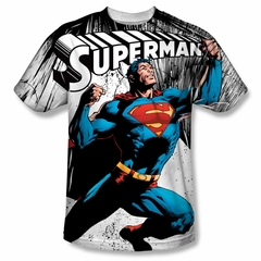 Superman To Infinity Sublimation Shirt