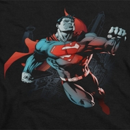Superman Up In The Sky Shirts