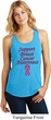 Support Breast Cancer Awareness Ladies Racerback