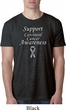 Support Carcinoid Cancer Awareness Burnout Shirt