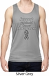 Support Carcinoid Cancer Awareness Dry Wicking Tank Top