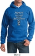 Support Carcinoid Cancer Awareness Hoodie