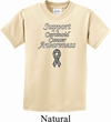 Support Carcinoid Cancer Awareness Kids T-shirt