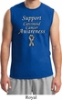 Support Carcinoid Cancer Awareness Muscle Shirt