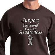 Support Carcinoid Cancer Awareness Sweatshirt