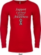 Support Carcinoid Cancer Awareness Thermal Shirt