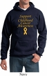 Support Childhood Cancer Awareness Hoodie
