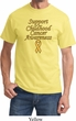 Support Childhood Cancer Awareness T-shirt
