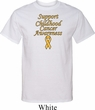 Support Childhood Cancer Awareness Tall T-shirt
