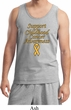 Support Childhood Cancer Awareness Tank Top