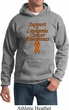 Support Leukemia Cancer Awareness Hoodie