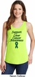 Support Liver Cancer Awareness Ladies Tank Top