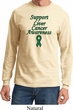 Support Liver Cancer Awareness Long Sleeve