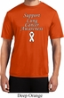 Support Lung Cancer Awareness Dry Wicking T-shirt