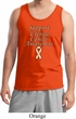 Support Uterine Cancer Awareness Tank Top