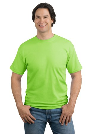 Tall t shirt mens lime green tall t shirts for Big and tall cool shirts