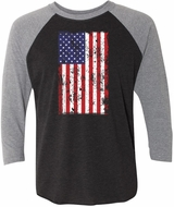 Tattered US Flag Shirts