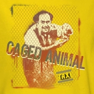 Taxi Caged Animal Shirts