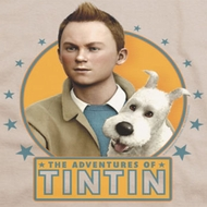 The Adventures Of Tintin Buddies Shirts