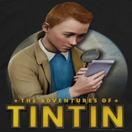 The Adventures Of Tintin Looking For Answers Shirts