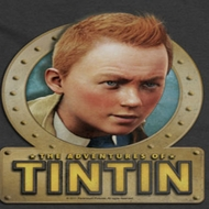The Adventures Of Tintin Medal Shirts