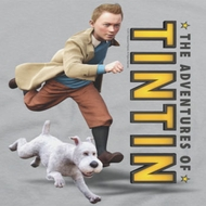 The Adventures Of Tintin Snowy Shirts