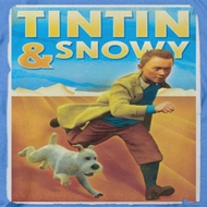 The Adventures Of Tintin Tintin And Snowy Shirts