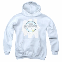 The Amazing Race Kids Hoodie Road Sign White Youth Hoody