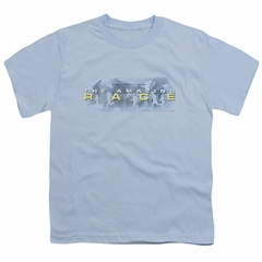 The Amazing Race Kids Shirt In The Clouds Light Blue T-Shirt