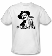 The Beverly Hillbillies T-shirt - TV Series Millionaire Adult Tee