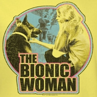 The Bionic Woman Jamie & Maximillian Shirts