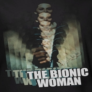 The Bionic Woman Motion Blur Shirts