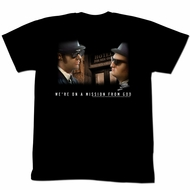 The Blues Brothers Shirt Another Mission Black T-Shirt