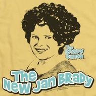 The Brady Bunch New Jan Shirts