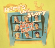 The Brady Bunch Story Shirts