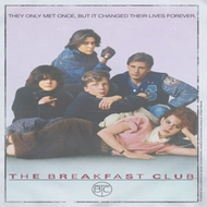 The Breakfast Club Poster Shirts
