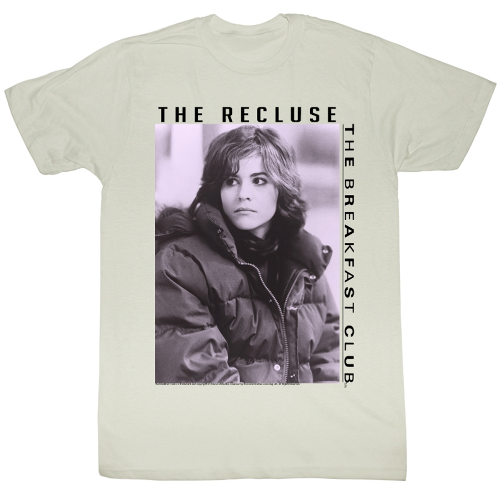 The breakfast club shirt the goth adult dirty white tee t for T shirts for clubs
