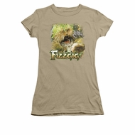 The Dark Crystal Shirt Fizzgig Juniors Safari Green Tee T-Shirt