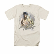 The Dark Crystal Shirt Jen & Kira Adult Cream Tee T-Shirt